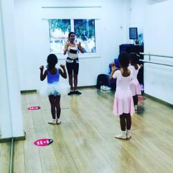 Pre Primary Ballet Class For At E Motion Dance Health Studio